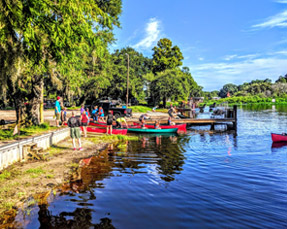 Kayak & Canoe Lake Kissimmee