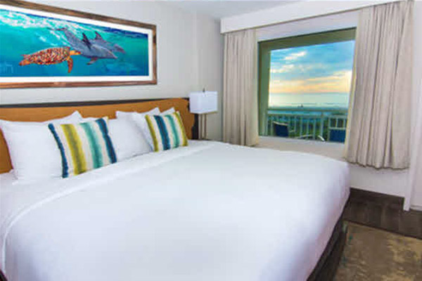 Partial Ocean View Rooms