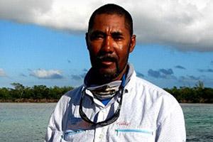 Captain Paul Pinder - Fishing Director
