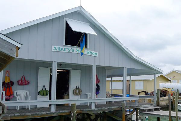 Visit Man-O-War, Albury's Sail Shop and Albury's Ferry Service