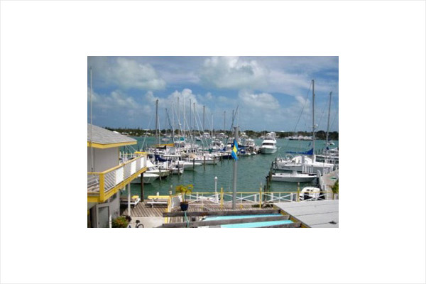 Sightseeing of Marsh Harbour at Great Abaco Island