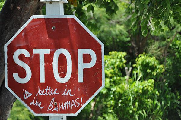 Sightseeing in Abaco, Bahamas
