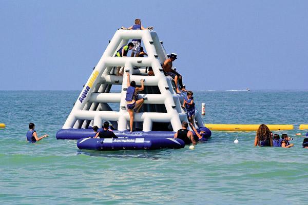 Beachfront Water Sports