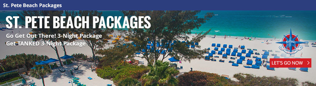St. Pete Beach Packages
