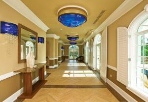 FKCC Hallway