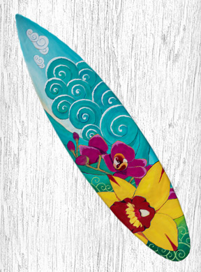 Tropical Tides by Glo MacDonald