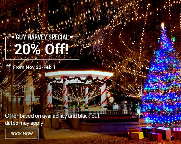 Guy Harvey Special 20% Off
