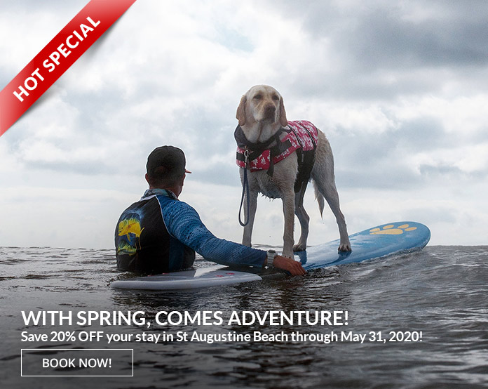 With Spring, Comes Adventure