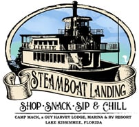 Steamboat Landings on the Riverfront