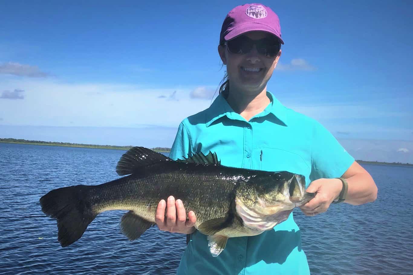 Angler Academy - Ladies Let's Go Fishing